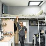 Ideas innovadoras para acomodar la habitacion