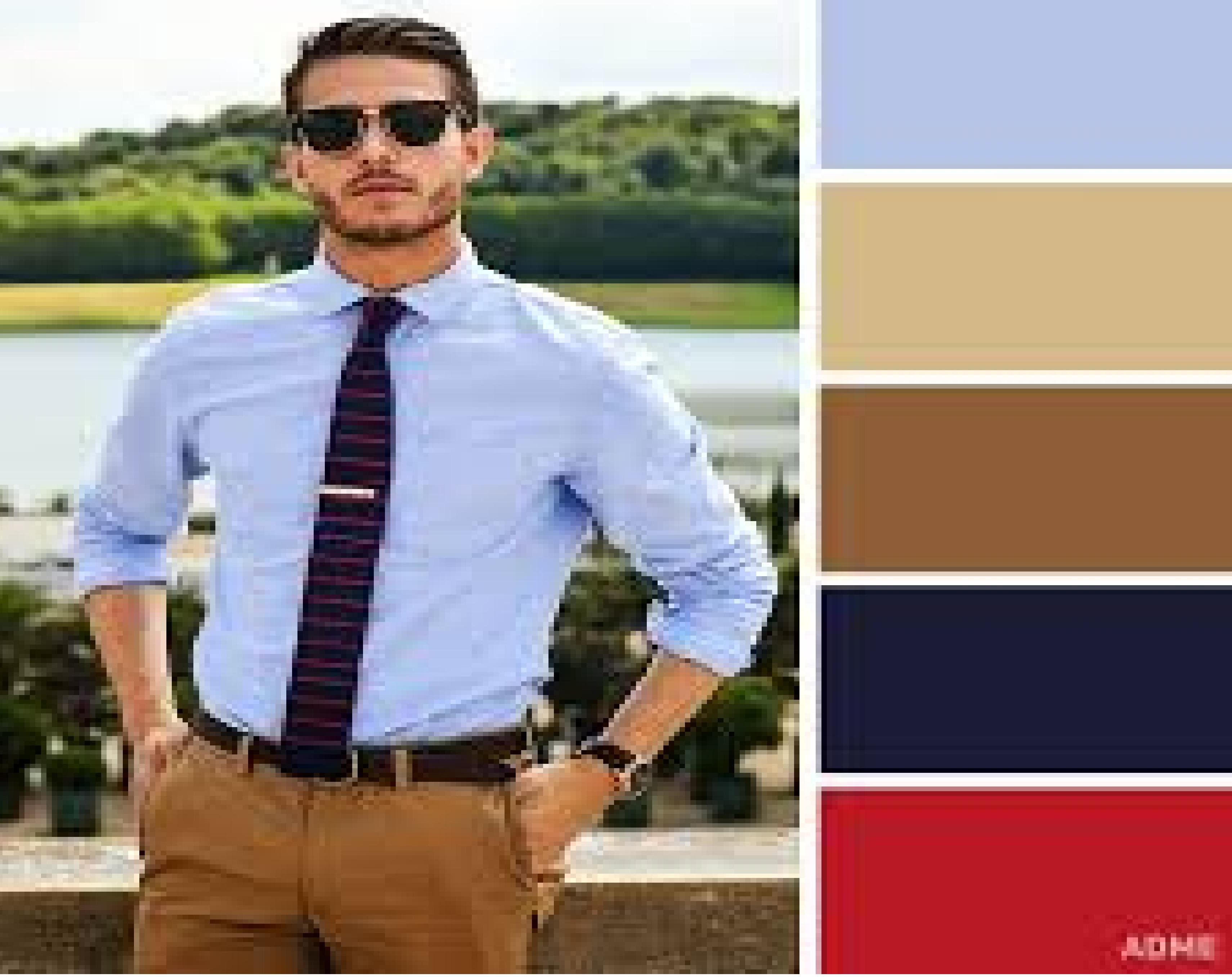 combinacion de ropa para hombre