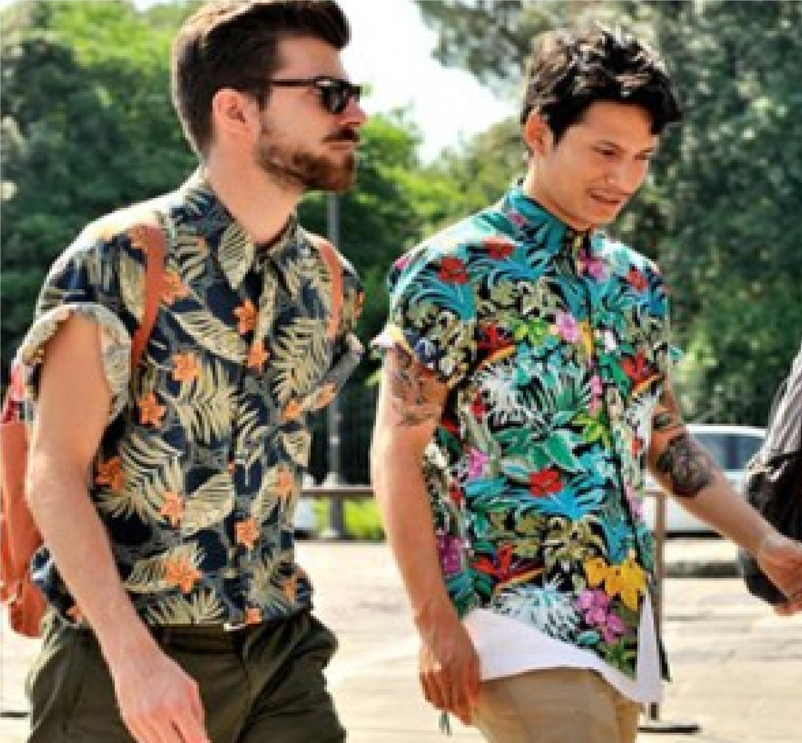 4ccf3b1de Tips para combinar prendas estampadas para hombres