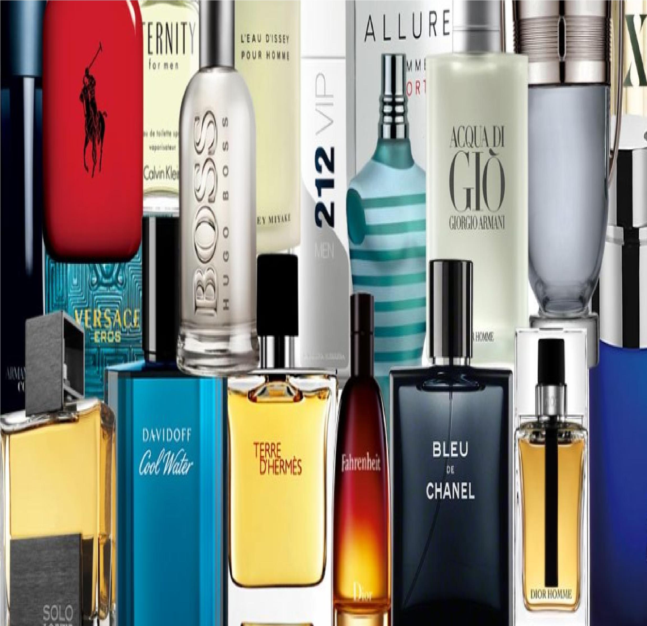 5e68d6d96 Las mejores marcas de perfumes para hombres diferentes