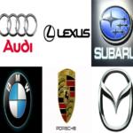 Las mejores marcas de automóviles en el mundo para hombres