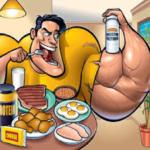 Los mejores alimentos para aumntar la masa muscular