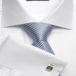 Alternativas para combinar corbatas con camisas  y trajes