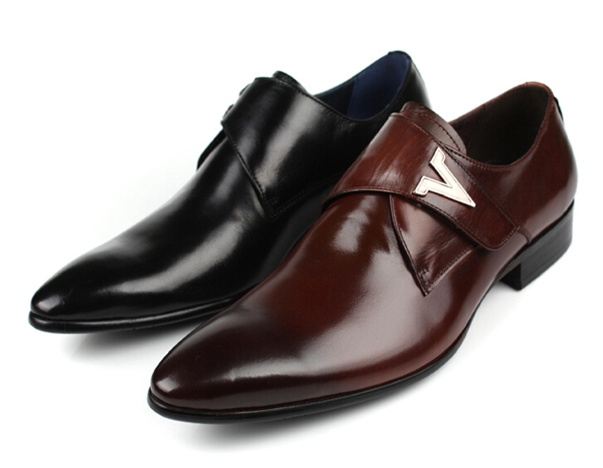 ece8417cde2 Calzado elegante para hombres... diferentes alternativas