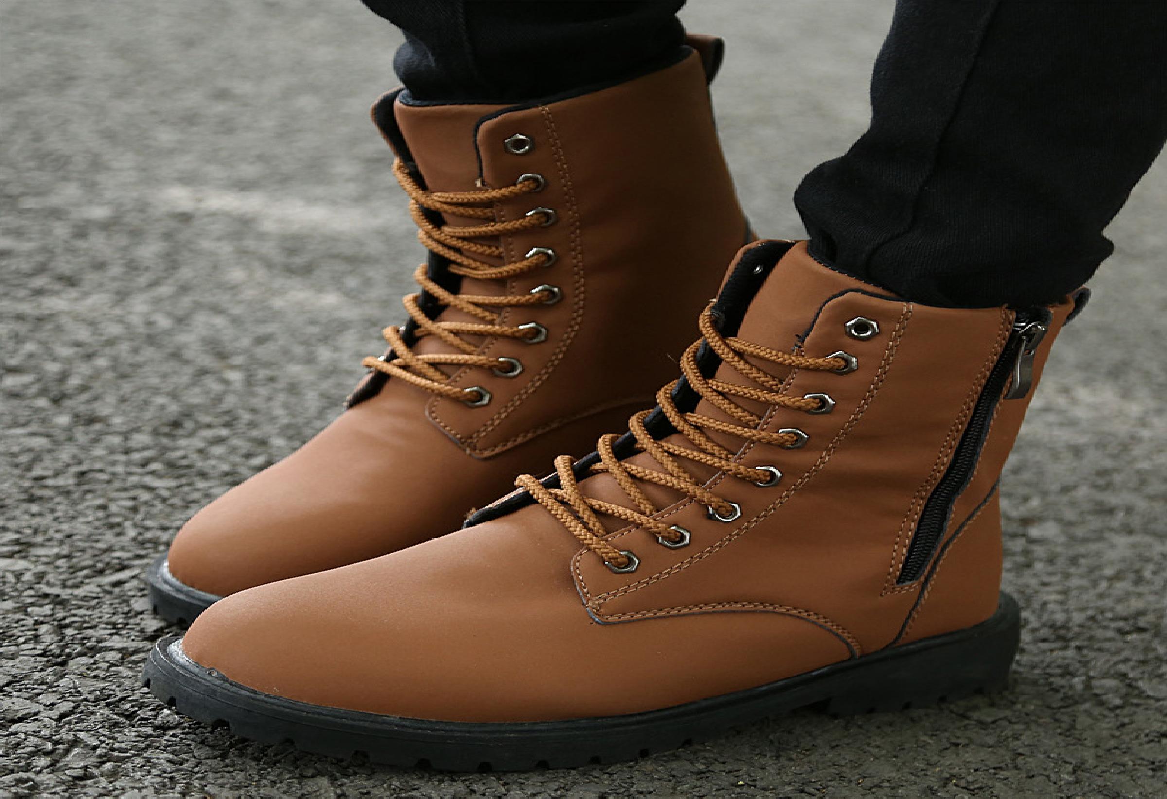 0eb8355445a85 Alternativas de botas y botines para hombres... distintos modelos
