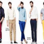 De que manera combinar la ropa de hombre…
