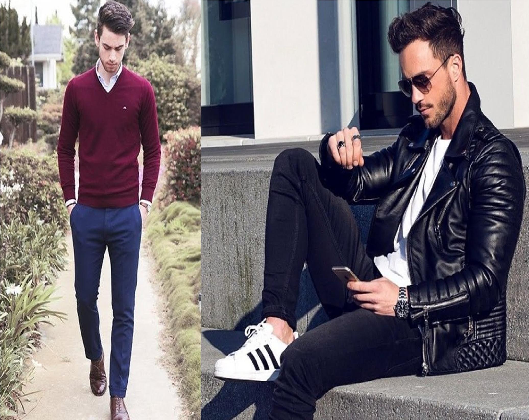 estilos de moda para hombres excelentes y diversas opciones