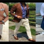 Tips de combinaciones para ropa masculina…