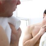 Se debe afeitar antes o después de hacer deportes…