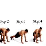 Distintos ejercicios aerobios para hombres….
