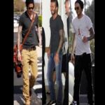 El efecto que causa la moda en el vestir masculino…