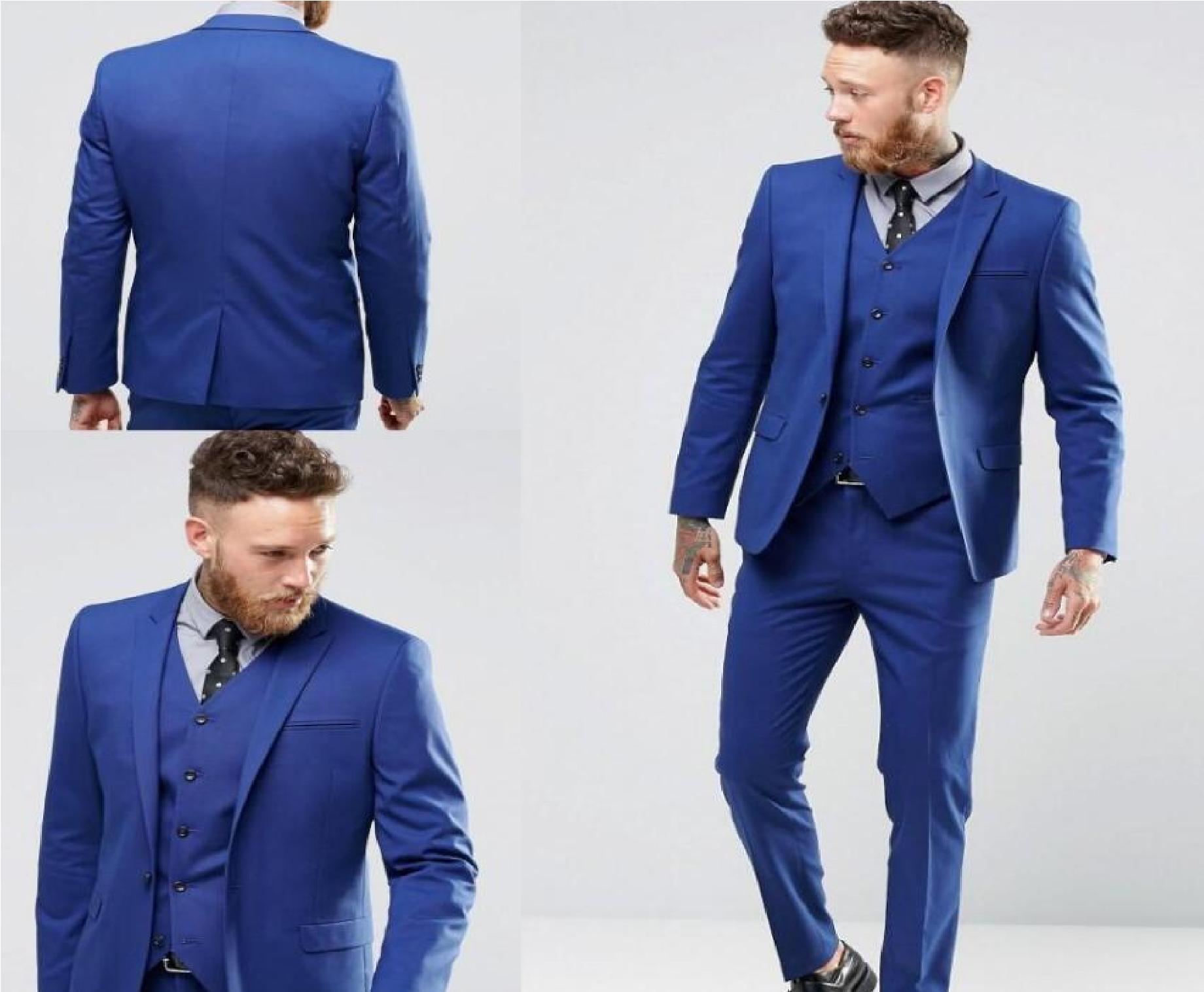 Tips para combinar un traje azul como sabemos vestirse for Combinaciones con azul