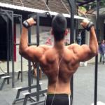 Excelente rutina para lograr una espalda grande y fuerte…