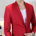 Vestir de rojo… Que significa este color en los hombres…