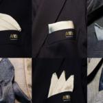 Tips para usar el pañuelo de bolsillo….