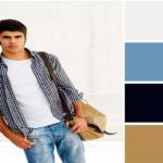 Excelentes combinaciones de ropa para hombres….