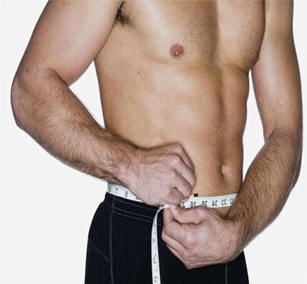 Tips para bajar de peso hombres necios