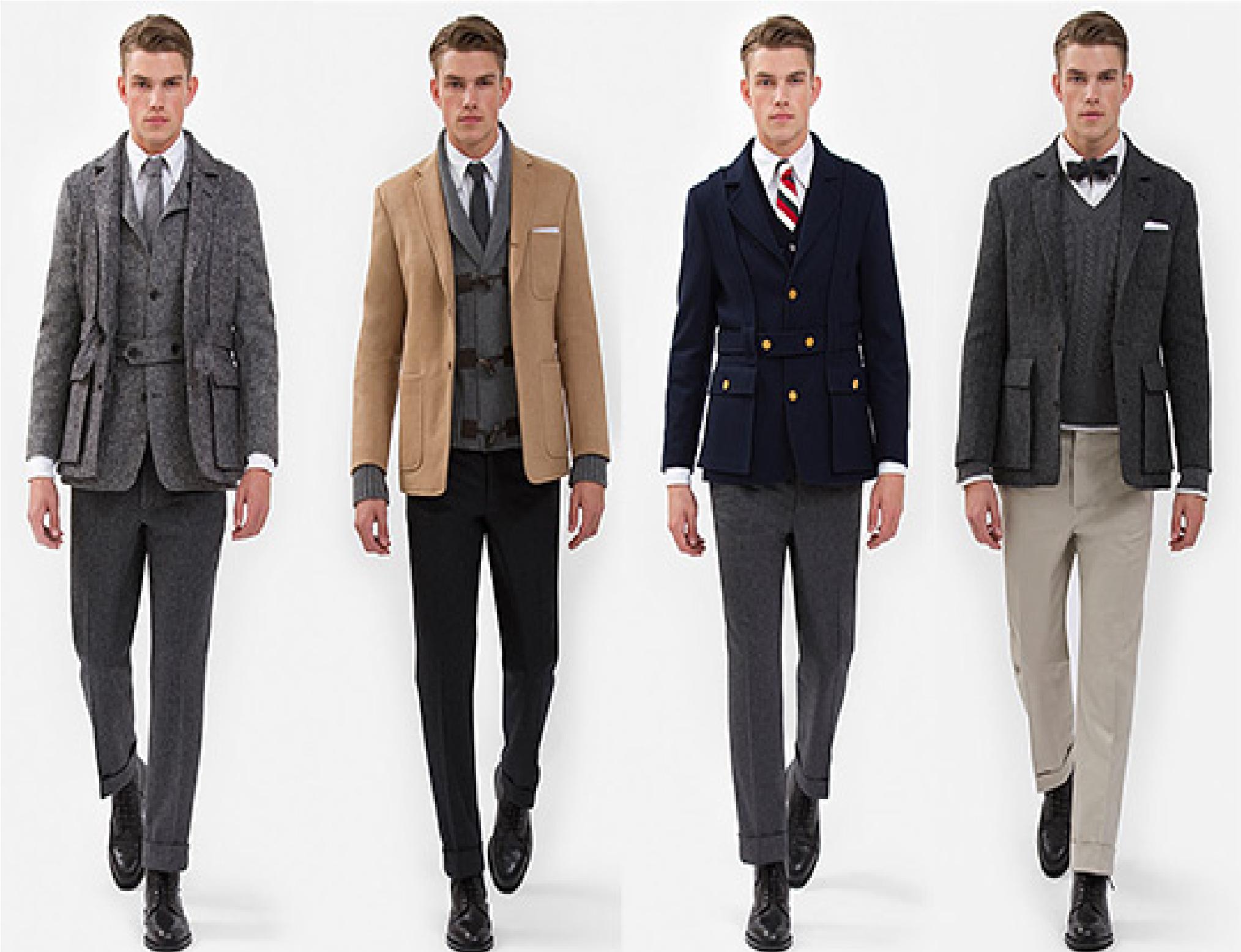 El Vestir Formal O Clásico Tips De Vestimenta Para Hombres