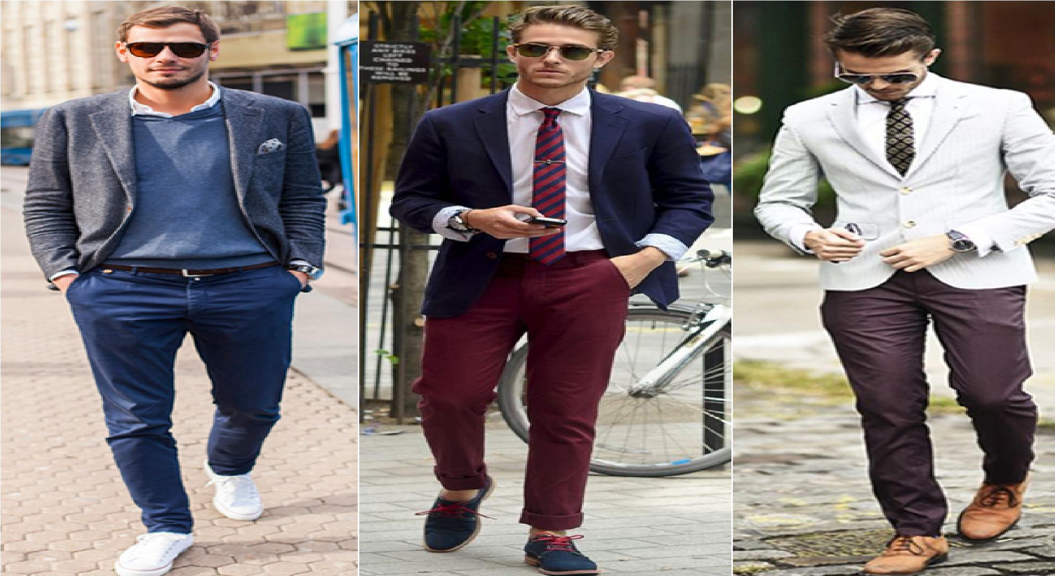 Tips Para Vestir Casual Y Lucir Muy Bien Distintas