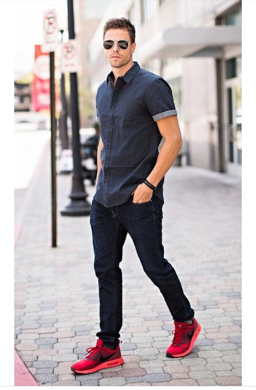 Como Vestir A Rayas Hombres Hombre Alfa
